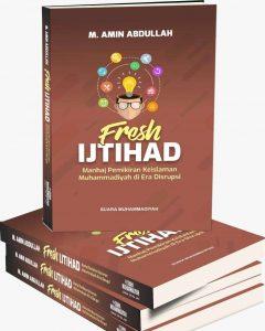Buku Fresh Ijtihad Amin Abdullah