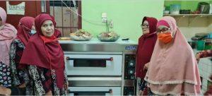 PWA Sumut Launching Usaha Roti