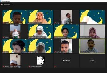 Lomba Berkisah Daring TK 'Aisyiyah 23 Depok
