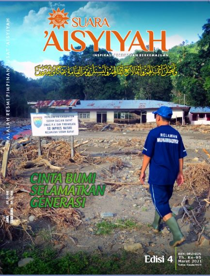 Majalah Suara 'Aisyiyah Edisi 4, April 2021