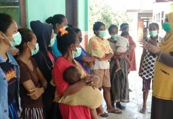 Aisyiyah Bantu Penyintas Badai Siklon Teroja