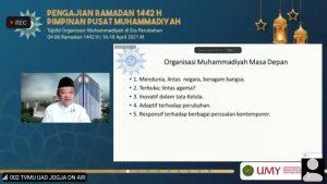 Abdul Mu'ti-Pengajian Ramadhan PP Muhammadiyah
