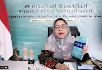 Siti Noordjannah Djohantini-Pengajian Ramadhan PP 'Aisyiyah