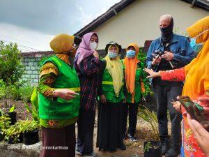 Apresiasi Reuters terhadap gerakan tanam pohon AIsyiyah