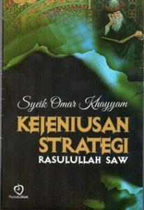 Buku Kejeniusan Strategi Rasulullah