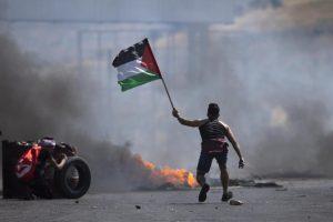Perang Asimetris Palestina-Israel
