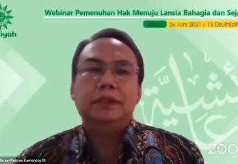 Webinar Hari Lansia Nasional PP 'Aisyiyah