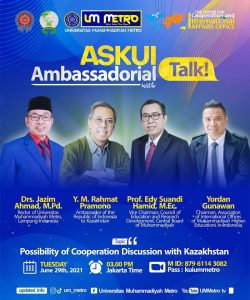 ASKUI Talk-Internasionalisasi PTMA