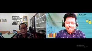 Webinar Pustakawan Unmuh Aceh