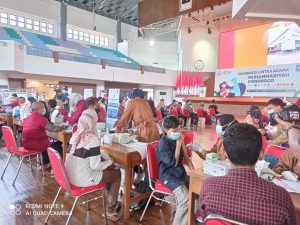 Vaksinasi Lintas Agama Muhammadiyah Ponorogo