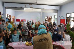 Trauma Healing PWA Jawa Timur