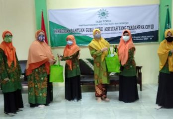 task force PDA Balikpapan